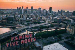 Montréal Farine Five Roses