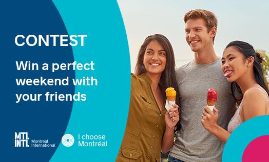 I choose Montréal's 2019 Contest